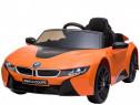 Masinuta electrică pentru copii BMW I8 Coupe 12V #Orange