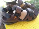 Sandale, piele Memphisto,marime 44 (28 cm),