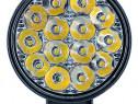 Proiector LED MINI SPOT 30°, 42W (3W / 16buc. EPISTAR), 12/