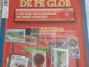 Colecția Timbre de pe Glob, Nr 1-56 la zi