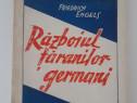 Friedrich engels razboiul taranilor germani