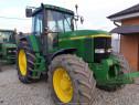 Tractor John Deere 7810 Premium TLS, an fabricatie 2001, AC