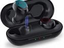 Casti audio wireless bluetooth lifebee 03 waterproof - noi