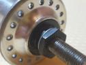 Butuc roata fata pt. bicicleta.. MICHE - made in italy