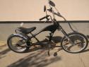 Bicicleta Chopper Harley