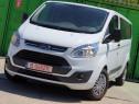 Ford Transit Custom Maxi Shuttle 8+1 locuri 2014 euro 5