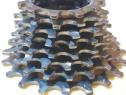 Caseta compatibila CAMPAGNOLO 8 pinioane 12 -21 din titan