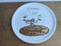 Platouri ceramice pentru pizza