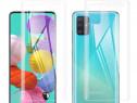 Samsung S20 S20+ S20 Ultra Folie Silicon Curbata Fata Spate