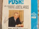 Autograf Nicolae Vacaroiu, an 1996, Pdsr
