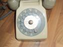 Telefon fix cu disc,vintage,old,de decor PTT socotel s63