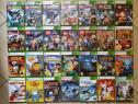 Xbox 360: Lego, Rayman, Sonic, Sims, Terraria, Kung Fu Panda