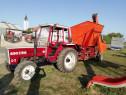 Tractor Steyer cu culegator