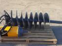 Sfreder /foreza excavator auburn gear- power wheel