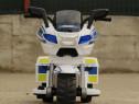 Motocicleta electrica pentru copii Police Motorbike TR1912