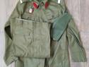 Uniforme militare RSR de vară, kaki, perioada comunista