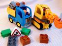 Lego duplo 10812 camion si escavator