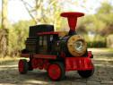 Trenulet electric pentru 2 copii Hollicy SX1919 cu Bluetooth