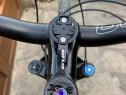 Gub suport carbon kilometraj schimbator electric bicicleta