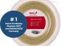 Rola 200 metri Racordaj tenis MSV Soft Touch natural grosime