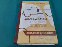 Instrucțiuni de exploatare * autocamioanele sr 131 / 1964