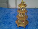 Turn Observatie - Set constructie din lemn 30*15 cm