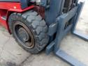 Stivuitor diesel balkancar 3.5 to