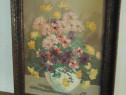 Tablou, Lucreţia Megyesi – Frumoase flori pe panza