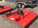 Tocatoare cu lanturi pentru tractor de 60 CP