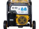 Generator Curent Stager FD9500E Putere 7kW Pornire electrica