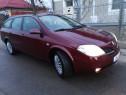 Nissan primera fab 05.2005 de 1.8 benzina 116cp euro 4.