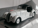 Macheta BMW 328 alb 1936 - Welly 1/36