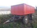 Remorca Agricola 7 tone