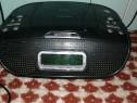 Telefunken-radio cd si ceas