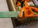 Drujba pe baterii jucarie pentru copii , drujba cu lant