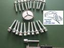Prezoane Mercedes M12 x 1,5 filet 60 mm cap Semisferic Orice