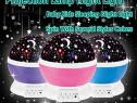 Lampa proiectie noapte ZjRight, LED, copii, USB 5V disco