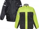Geaca moto de ploaie, geaca moto impermeabila 100% - Black