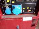 Generator Pramac diesel nou pornire la cheie, 5,5kw