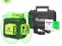 Nivela laser Huepar B03CG cu auto-nivelare 3D, 12 linii