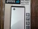 Baterie externa Poss - 8000 mAh 2 bucăți