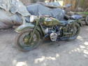 Motocicleta Dnepr K750 ,stare buna de functionare