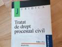 Tratat de Drept Procesual civil, autor Ioan Leș