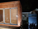 Sauna, fitness room casa de vacanta