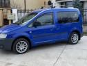 VW Caddy 1.9 TDi 131 Cp 2007 Euro 4 cu 5 Locuri Inmatriculat