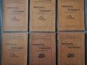 6 volume Buletinul cultivării și fermentarii Tutunului 1939