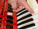Ajustare, micșorare pas claviatura Roland FR