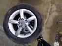 4 Jante Audi pe 16 cu cauciucuri de iarna