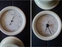 Termometru si barometru de camera, analogice, made in UK