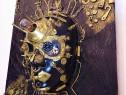 Tablou 3D SteamPunk Metal Art